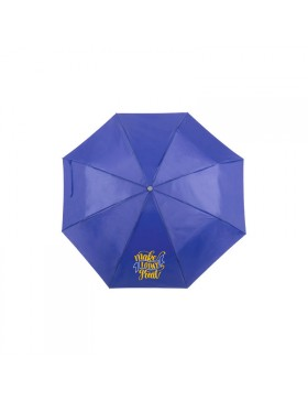 Parapluie Pliable ZIANT  | Impression 2 Couleurs 1 Face