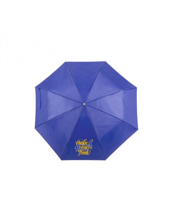 Parapluie Ziant Pliable | Impression 2 Couleurs 1 Face