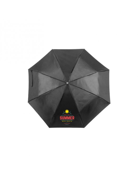 Parapluie Ziant Pliable | Impression 3 Couleurs 1 Face