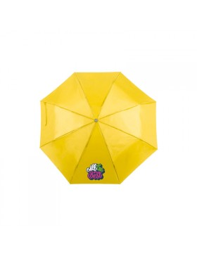Parapluie Pliable ZIANT  | Impression 4 Couleurs 1 Face