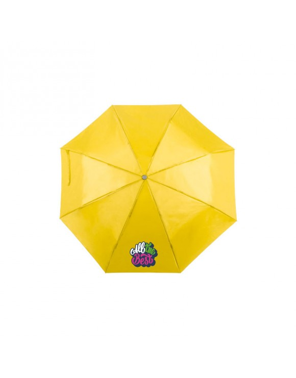Parapluie Ziant Pliable | Impression 4 Couleurs 1 Face