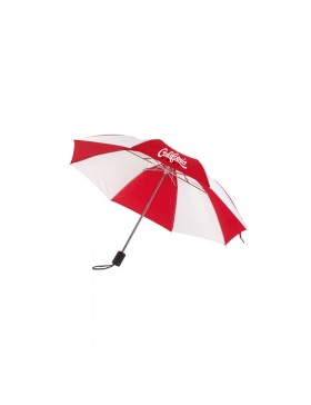 Parapluie Pliable REGULAR | Impression 2 Couleurs 1 Face