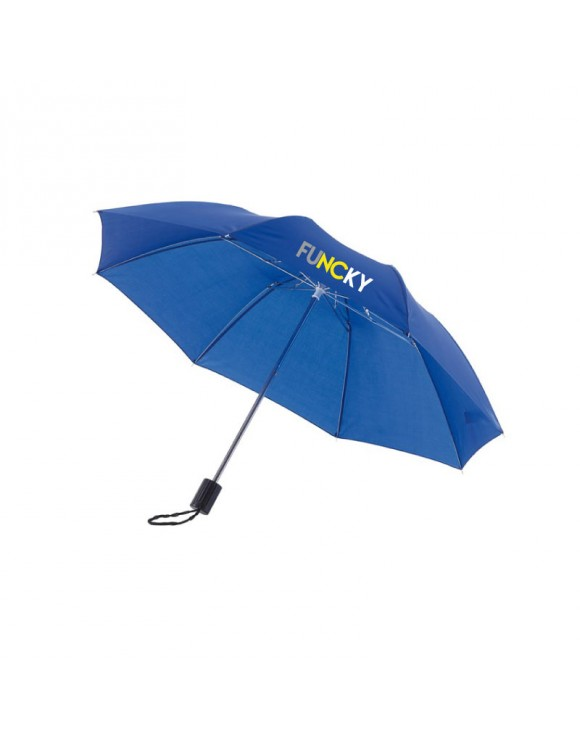 Parapluie Regular Pliable | Impression 3 Couleurs 1 Face